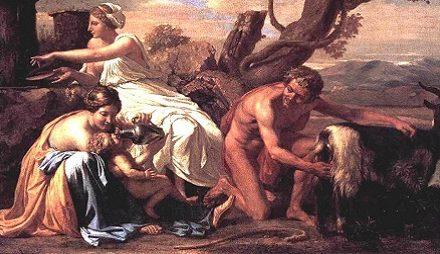 Η ΜΕΛΙΣΣΑ, ΚΟΡΗ ΤΟΥ ΒΑΣΙΛΙΑ ΤΗΣ ΚΡΗΤΗΣ
