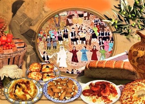 Μινωικός πολιτισμός και διατροφή