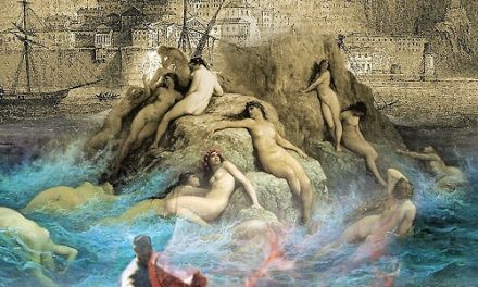 ΝΗΡΗΙΔΕΣ – Οι νεράιδες των θαλασσών