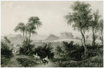 Η ΑΘΗΝΑ το 1842 μ.Χ.