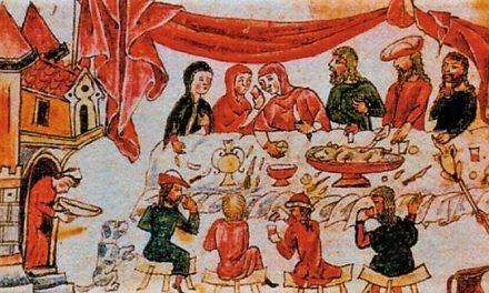 Βυζαντινό τραπέζι