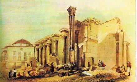 Αθήνα. Τα πρώτα της χρόνια ως πρωτεύουσα.
