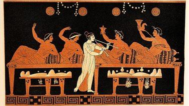 Αρχαίοι Έλληνες σεφ…