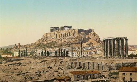 Η Αθήνα πριν το 1900  Καθημερινή ζωή