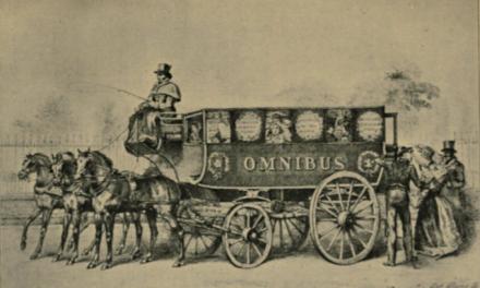 «Όμνιμπους». Η πρώτη συγκοινωνία Αθήνας – Πειραιά