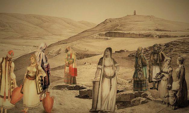 Ελληνικές παραδοσιακές φορεσιές