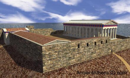Στα Περίχωρα της Αττικής  Σούνιο 415 πΧ.