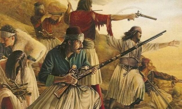 Αρματολοί και Κλέφτες.  Οι πρόδρομοι της Εξέγερσης…