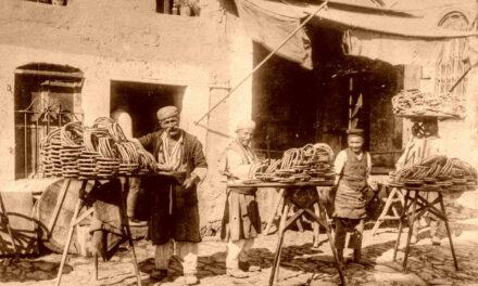 Τέλη του 1920 Το κουλούρι Θεσσαλονίκης καθιερώνεται και στην Αθήνα