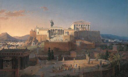 Επισκέπτης στην Αθήνα του 415 π.Χ.